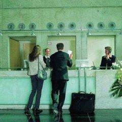 Отель INNSIDE by Meliá München Neue Messe Германия, Ашхайм - отзывы, цены и фото номеров - забронировать отель INNSIDE by Meliá München Neue Messe онлайн спортивное сооружение