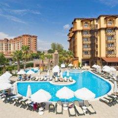 Отель Villa Side бассейн фото 3