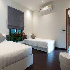 Отель Luxury 3 Bedroom Villa CoCo комната для гостей фото 4