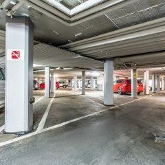 Отель Scandic St Jörgen парковка