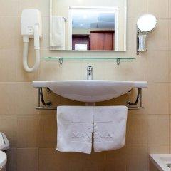 Отель Максима Панорама Москва ванная фото 2
