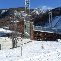 Hotel Ski Jumping Pragelato спортивное сооружение