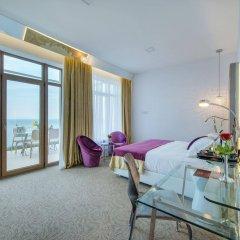 Гостиница Panorama De Luxe комната для гостей