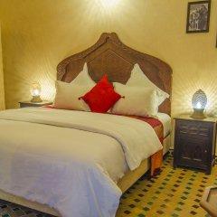 Отель Riad Sidi Fatah Марокко, Рабат - отзывы, цены и фото номеров - забронировать отель Riad Sidi Fatah онлайн комната для гостей