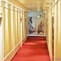 Novum Hotel Continental Frankfurt интерьер отеля