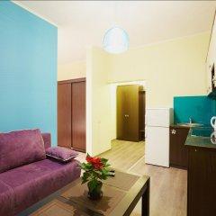 Апартаменты Apartment Fedkovycha Львов комната для гостей фото 5