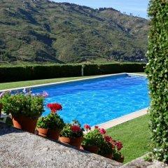 Отель Quinta Da Timpeira Ламего бассейн фото 2