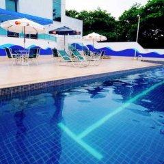 Отель Blue Tree Towers Macae бассейн фото 3