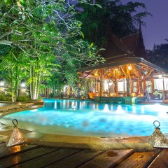 Отель Sawasdee Village бассейн фото 3
