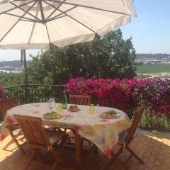 Отель Villa Poggio Ulivo B&B Relais Риволи-Веронезе балкон