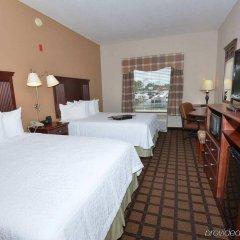 Отель Hampton Inn & Suites Lake City, Fl Лейк-Сити комната для гостей фото 4