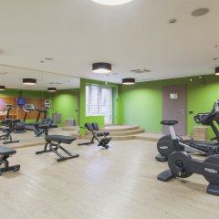 Отель Domina (Новосибирск) фитнесс-зал фото 3