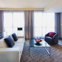 Отель Le Crystal Montreal Канада, Монреаль - отзывы, цены и фото номеров - забронировать отель Le Crystal Montreal онлайн комната для гостей фото 5