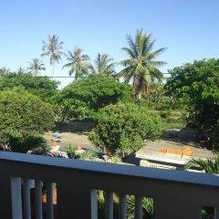 Отель Ruby Villa Хойан балкон