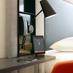 Отель citizenM Copenhagen Radhuspladsen Дания, Копенгаген - отзывы, цены и фото номеров - забронировать отель citizenM Copenhagen Radhuspladsen онлайн удобства в номере