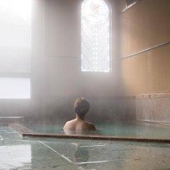 Отель Kashiwaya Ryokan Shima Onsen бассейн