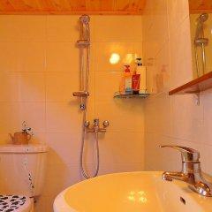 Отель Hanok Guesthouse 201 Южная Корея, Сеул - отзывы, цены и фото номеров - забронировать отель Hanok Guesthouse 201 онлайн ванная