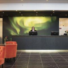 Отель Thon Hotel Nordlys Норвегия, Бодо - отзывы, цены и фото номеров - забронировать отель Thon Hotel Nordlys онлайн интерьер отеля фото 3