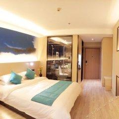 Отель H Hotel (Xi'an Ming City Wall Ximenwai) Китай, Сиань - отзывы, цены и фото номеров - забронировать отель H Hotel (Xi'an Ming City Wall Ximenwai) онлайн комната для гостей фото 3