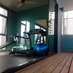 Tints of Blue Hotel фитнесс-зал фото 2