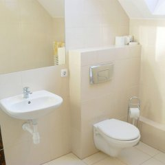 Отель Villa Rosse ванная фото 2