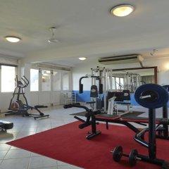 Coral Sands Hotel Хиккадува фитнесс-зал