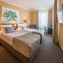 Отель Grandhotel Salva Литомержице комната для гостей фото 2