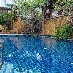 Отель Kanita Pool Villa бассейн