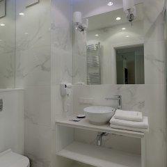 Апартаменты Mennica Central Apartments ванная