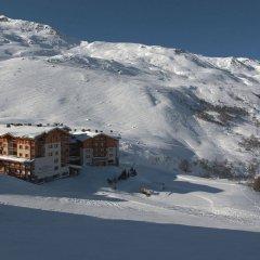 Отель Le Chalet du Mont Vallon Spa Resort спортивное сооружение