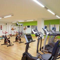 Отель Iberostar Las Dalias фитнесс-зал фото 4