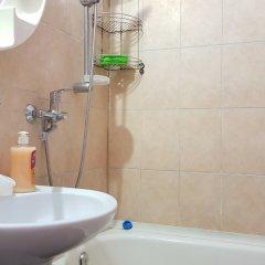 Гостиница DeLuxe Apartment Gorchakova в Москве отзывы, цены и фото номеров - забронировать гостиницу DeLuxe Apartment Gorchakova онлайн Москва ванная