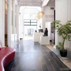 Отель Petit Palace Santa Barbara Мадрид интерьер отеля фото 2