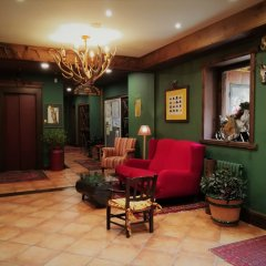 Отель Suite Aparthotel El Refugio de Aran Vielha интерьер отеля фото 2