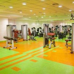 Отель Deloix Aqua Center Испания, Бенидорм - отзывы, цены и фото номеров - забронировать отель Deloix Aqua Center онлайн фитнесс-зал