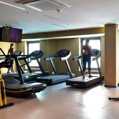 Отель The Prime Energize фитнесс-зал