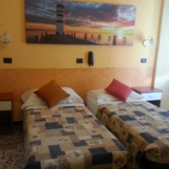 Отель Le Tre Stazioni Генуя комната для гостей фото 4