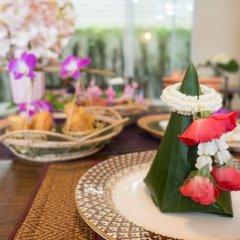 Отель Ssip Boutique Dhevej Бангкок питание фото 3