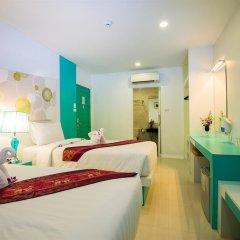 Tuana Patong Holiday Hotel комната для гостей