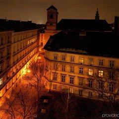 Small Luxury Hotel Altstadt Vienna балкон
