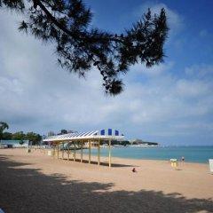 Отель Самара Большой Геленджик пляж