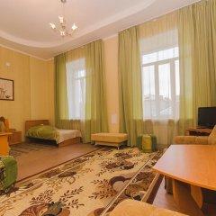Гостиница Русь в Барнауле 2 отзыва об отеле, цены и фото номеров - забронировать гостиницу Русь онлайн Барнаул комната для гостей фото 4