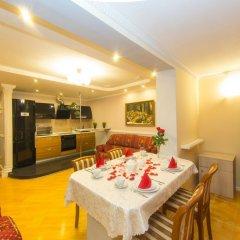 Апартаменты Selena Apartments Москва в номере