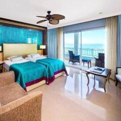 Отель Rixos Premium Bodrum - All Inclusive 5* Стандартный номер разные типы кроватей фото 4
