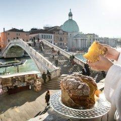 Bellini Hotel Венеция бассейн