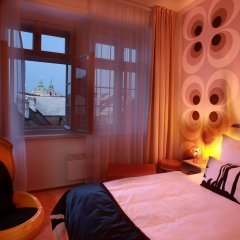 Vintage Design Hotel Sax комната для гостей