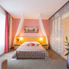 Гостиница Визави комната для гостей фото 2
