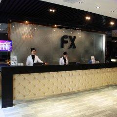 Отель FX Hotel Guan Qian Suzhou Китай, Сучжоу - отзывы, цены и фото номеров - забронировать отель FX Hotel Guan Qian Suzhou онлайн интерьер отеля фото 2