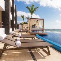 Отель Senses Riviera Maya by Artisan -Gourmet All Inclusive - Adults Only бассейн фото 3