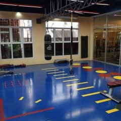 PRS Hotel фитнесс-зал